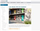 Silence loftgångsdörrar på webbplats