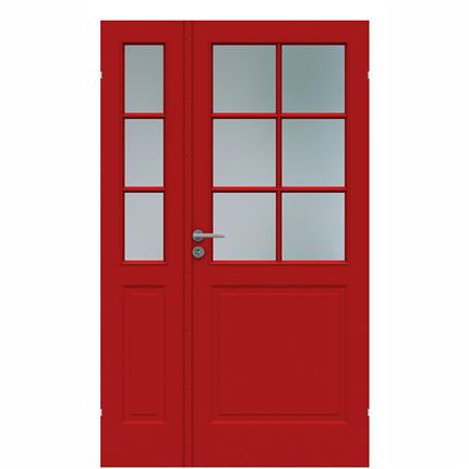 Compact innerdörrar