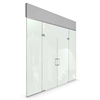 FLEX GLASSDOOR innerdörrar av glas