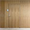 FLEX PLAINLINE täta väggar med träfaner
