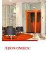 FLEX PHONEBOX telefonkur