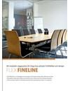 FLEX FINELINE systemväggar