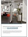 FLEX GLASSDOOR innerdörrar