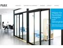 Slidedoor-W på webbplats