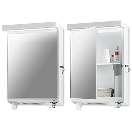 Femett Standard hygienskåp