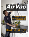 Airvac 1-fas Centraldammsugare