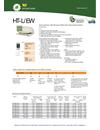 EKB HT-L/EW Eco takfläktar