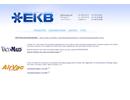 EKB centraldammsugare på webbplats