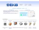 Radialfläktar för lågtryck på webbplats