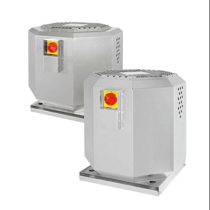 EKB Produkter Takfläkt Brandgas DVN