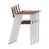 Nola SunSet stapelbara stolar