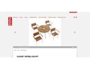 SunSet möbelgrupp på webbplats