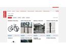 Nola cykelmiljö på webbplats