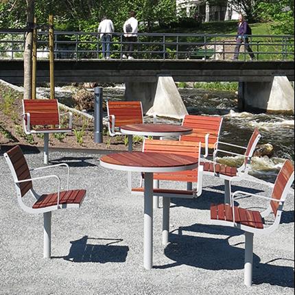 Nola Parco möbelgrupp, Gröna Ön, Norrtälje