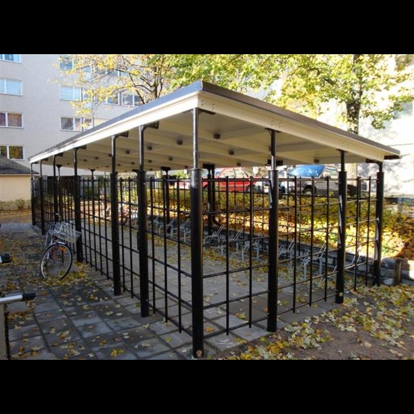 Sirius Cykelhus, Drottninggatan, Örebro