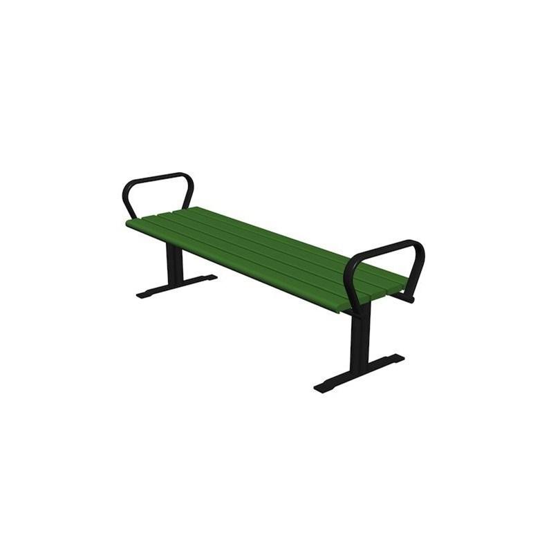 Kalmarsund bänk. Täcklaserad furu eller Teak. Produktdesigm Lars Gunnars