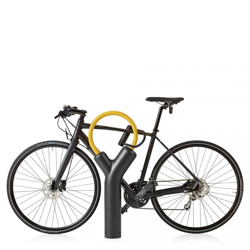 Nola Fogdarp låsbar cykelpollare