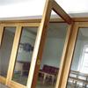 SWG 900 trä-/glasvikvägg
