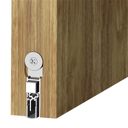 Schall-Ex Slide & Lock M-12WS tätningströskel