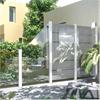 Betafence Horizen Glas skärmsystem