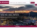 Betafence CreaZen på webbplats