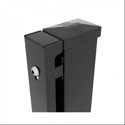 Betafence D-Lox post stolpsystem