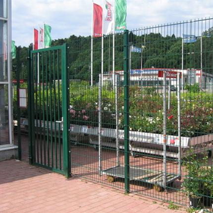 Betafence E-Lox stolpsystem