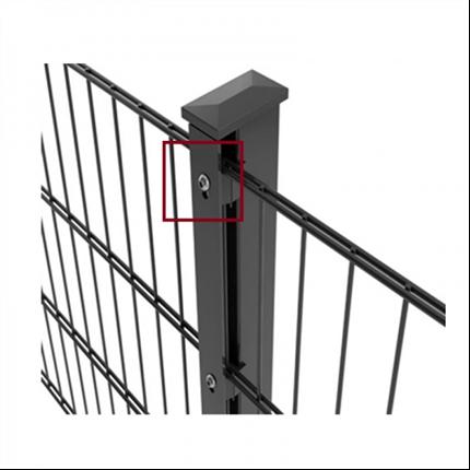 Betafence O-Lox stolpsystem