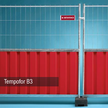 Betafence Tempofor B3