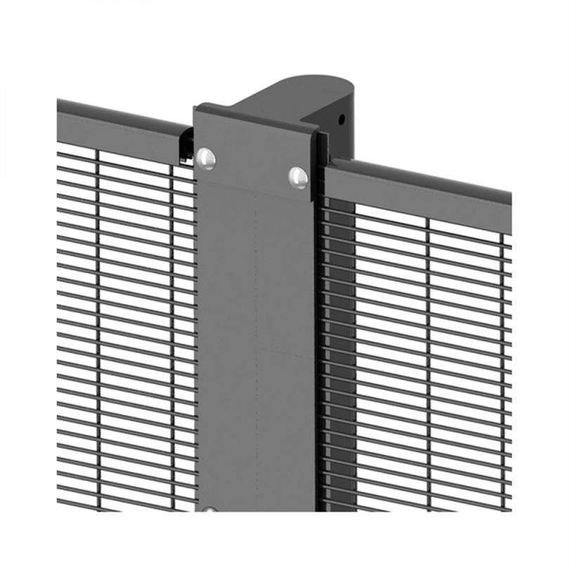 Betafence Bekasecure stolpsystem, grå