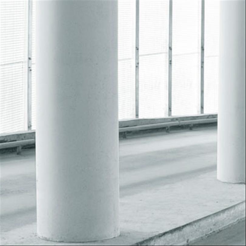 Thomagarage LC betong