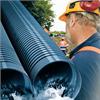 Dagvattenrör, heltäckande dagvattensystem för dränering
