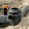 Dagvattenrör av strukturväggsrör