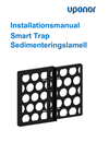 Uponor Smart Trap dagvattenbrunn