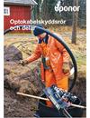 Sortiment Optokabelskyddsrör och delar
