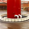 GPLINK 1-m som perimeterskydd för känsliga objekt