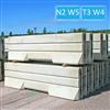 GPLINK 1.5 betongräcke. Testad och godkänd i kapacitetsklass N2 och T3