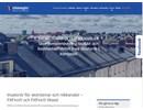 Chimneytec skorstensrenovering på webbplatsen