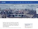 Chimneytec ventilationskanaler på webbplatsen