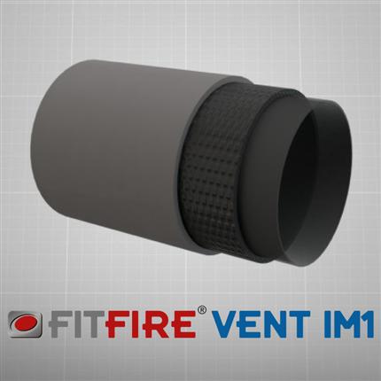 FitFireVent® IM1 insatsrör