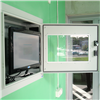 Elkapsling väggskåp/infälld lucka