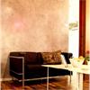 DECO Stucco Lustro på vägg
