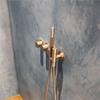 DECO Tadelakt Original på duschvägg