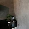 Tierrafino Concrete Look på vägg inomhus