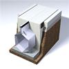 Elkington Slotdrain ytavvattningsystem Castslot