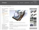 Slotdrain ytavvattningssystem på webbplats