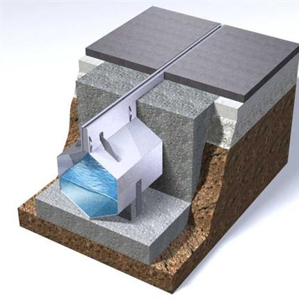Elkington Slotdrain ytavvattningssystem