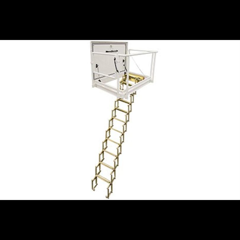 Elkington SRHP uppstigningslucka för yttertak
