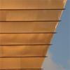 Fasadbeklädnad Paladin CT Bronze, Brand Loyalty building, Holland
