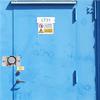 Coverlock på dörr